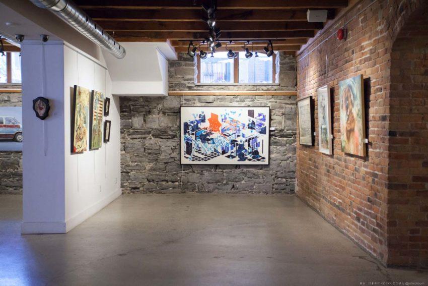 matthew namour gallery galerie montreal streetart