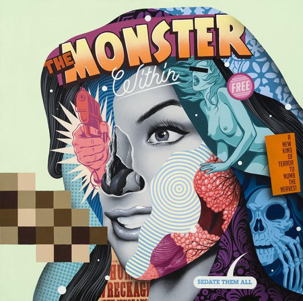 street art kim kardashian tristan eaton matthew namour gallery montreal
