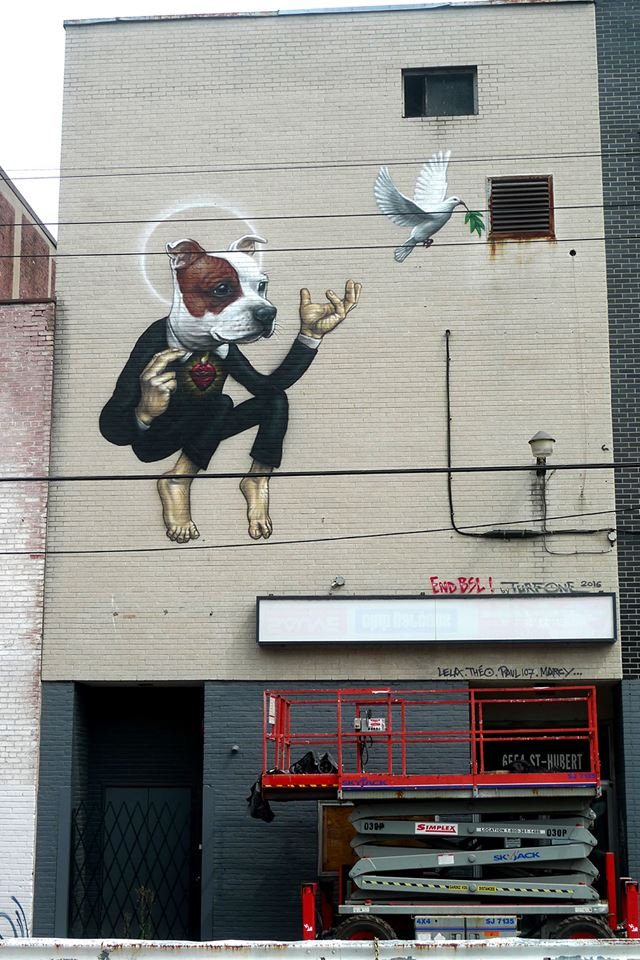 jean labourdette turf one bsl montreal mural